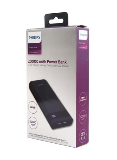 Philips Philips 74wh Led Ekran 20.000 Mah Taşınabilir Hızlı Şarj Cihazı DLP1520AB Renkli